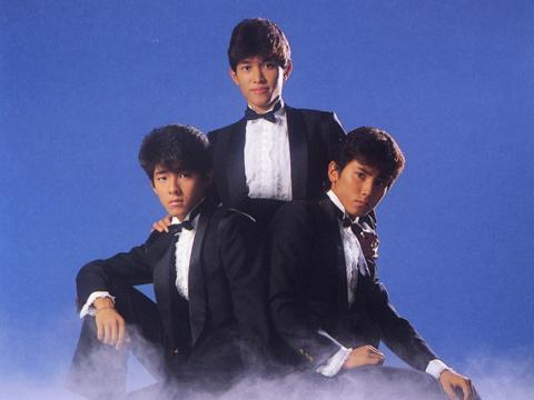 シブがき隊 | Sony Music Shop